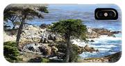 Carmel Seaside With Cypresses IPhone Case
