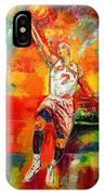 Carmelo Anthony New York Knicks IPhone Case