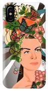Carmen Miranda IPhone Case