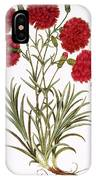 Carnation & Lavender, 1613 IPhone Case