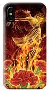 Carnation - Rebirth IPhone X Case