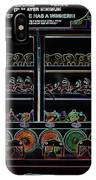 Carnival Game On Velvet IPhone Case