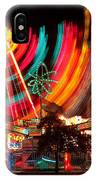 Carnival In Motion IPhone Case