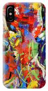 Carnival- Large Work IPhone Case