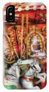 Carnival - The Carousel - Painted IPhone Case