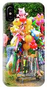 Carnival Vendor 3 IPhone Case