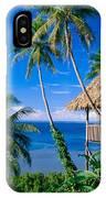 Caroline Islands, Pohnpei IPhone Case