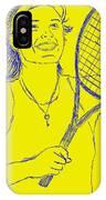 Caroline Wozniacki IPhone Case