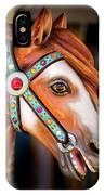 Carousal Horse IPhone Case