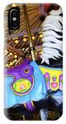 Carousel Horse 1 IPhone Case