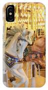 Carousel Horse 2 IPhone Case
