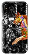 Carousel In Isolation IPhone Case