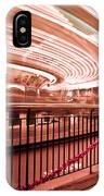 Carousel Lights #2 IPhone Case