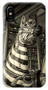 Carousel Zebra IPhone Case