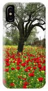 Carpet Of Poppies IPhone Case