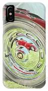 Carrera Chrome IPhone Case