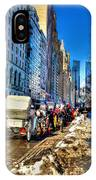 Carriage Ride IPhone Case