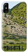 Carrizo Plain Daisy Hills IPhone Case
