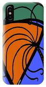 Carrot And Stick IPhone Case