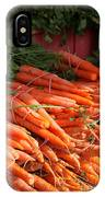 Carrot Bounty IPhone Case