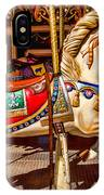Carrousel Horse Ride IPhone Case