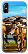Cart Man IPhone Case