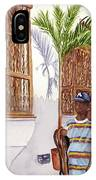 Cartagena Peddler I IPhone Case