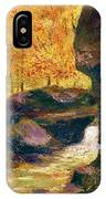 Carter Caves Kentucky IPhone Case