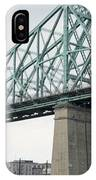 Cartier Bridge Day IPhone Case