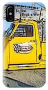 Cartoon Truck IPhone Case