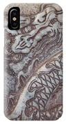 Carved Dragon IPhone Case