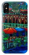 Casa Rio IPhone Case