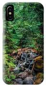 Cascade Creek IPhone Case