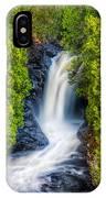 Cascade - Lower Falls IPhone Case