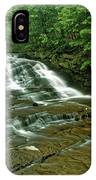 Cascadilla Gorge Falls IPhone Case