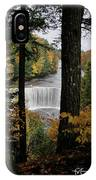 Cascading Colors IPhone Case