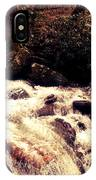Cascading Waterfall IPhone Case