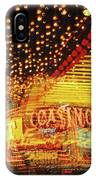 Casino IPhone Case