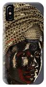 Cast In Character 2013 - Side View With Red Spotlight IPhone Case