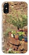 Castelo Rodrigo Garden IPhone Case