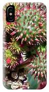 Caster Bean Plant IPhone Case