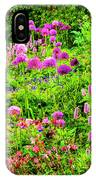 Castle Gardens IPhone Case