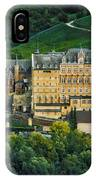 Castle In Ahrweiler IPhone Case