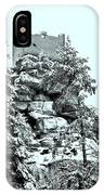 Castle Ruin Flossenbuerg IPhone Case