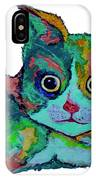 Cat For Love IPhone Case