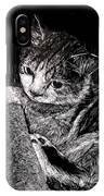 Cat IPhone X Case