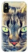 Cat Simba IPhone Case