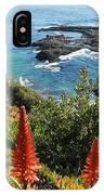 Catalina Island Coastline IPhone Case