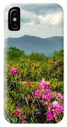 Catawba Rhododendrons IPhone Case