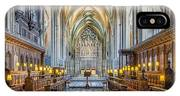 Cathedral Aisle IPhone Case